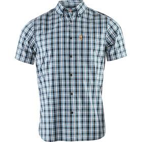 Fjällräven Övik Camisa Manga Corta Hombre, dusk